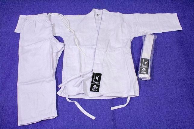 Кимоно кімоно для карате айкидо дзюдо Matsa от 110 см до 180 см