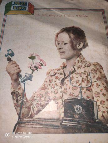 Gazety z 1975 roku