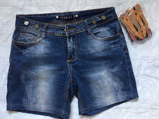 джинсовые шорты/джинсові шорти/шорты/ літні шорти /шорты на подтяжки/
