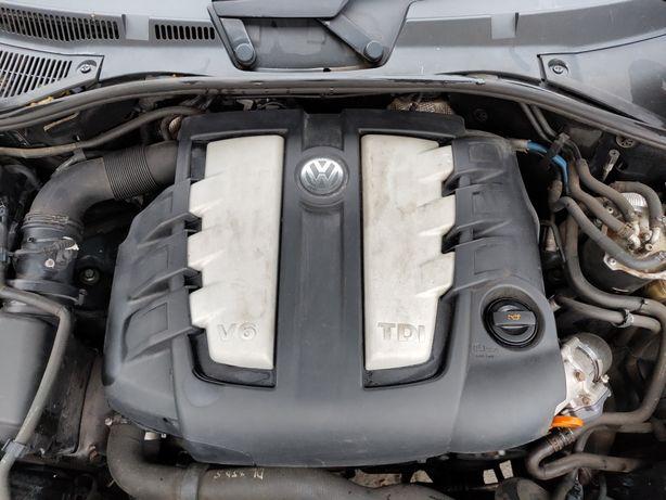 Двигатель 3.0 TDI BKS Мотор Touareg 3.0 BKS двигун 3.0 BUG бкс 3.0 v6