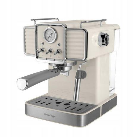 Ciśnieniowy ekspres do kawy Vintage Cuisine - krem