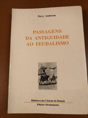 Passagens da Antiguidade ao Feudalismo Perry Anderson