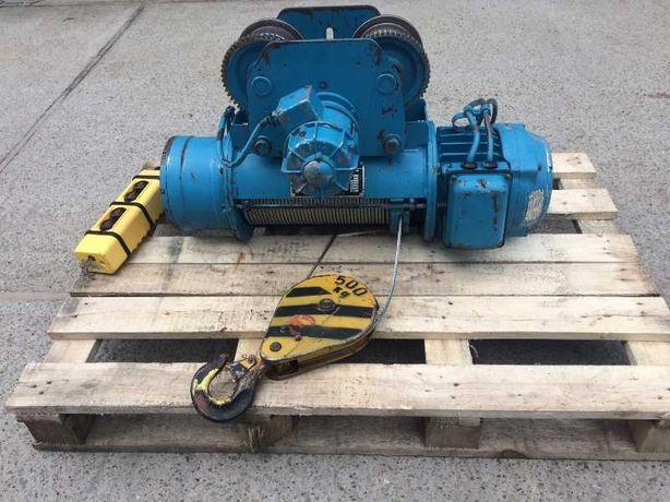 Wciągnik 500kg BALKANCAR suwnica wciągarka elektrowciąg demag