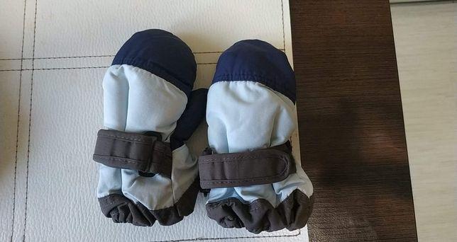 Rękawiczki zimowe H&M 2-6 m