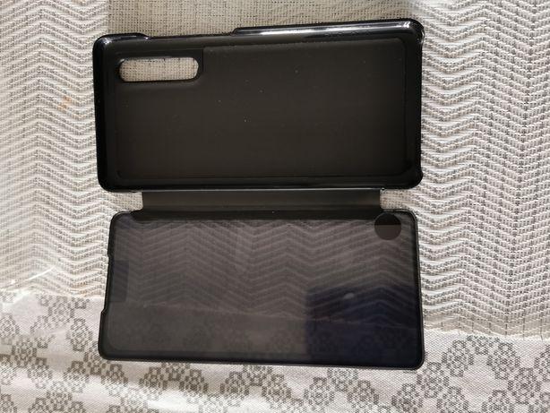 Etui plus szkło hartowane do Huawei p30
