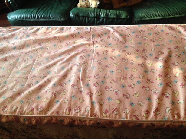 Матрас кокосовый в манеж (кроватку)