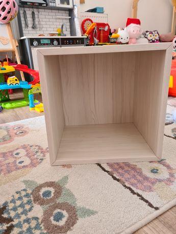 Półki kwadratowe Ikea