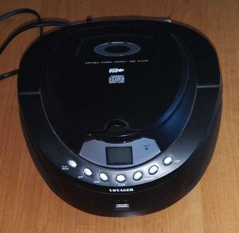 Radioodtwarzacz CD USB Voyager