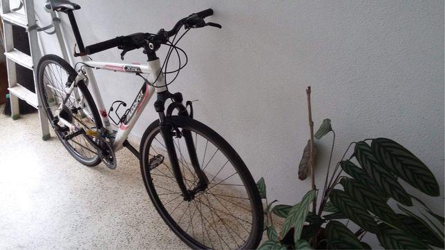 Bicicleta mais Barras tejadilho