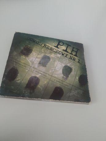 Płyta CD PIH dowód rzeczowych nr 1