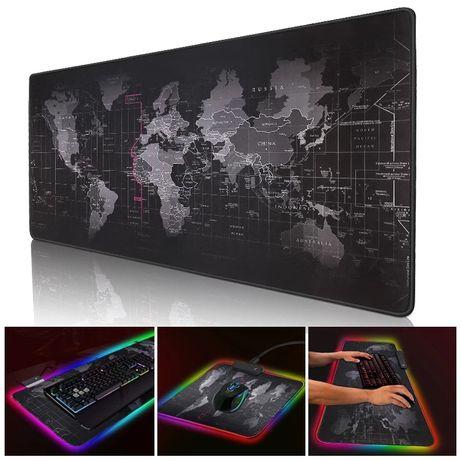 Продам игровой RGB коврик