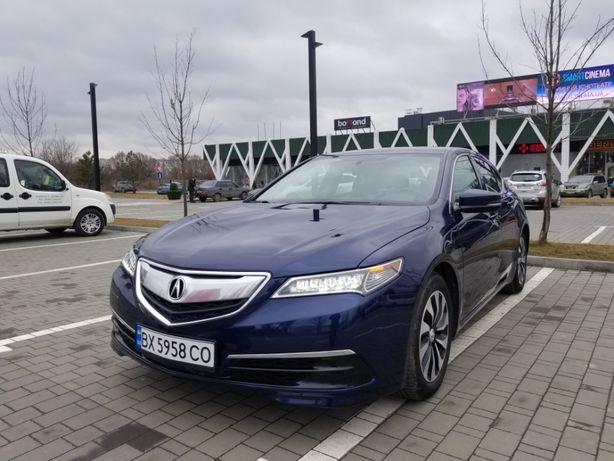 Продам Acura tlx