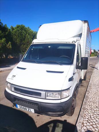 Iveco daily contentor