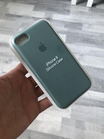 Case Iphone 7/8 silikonowy, pokrowiec, etui