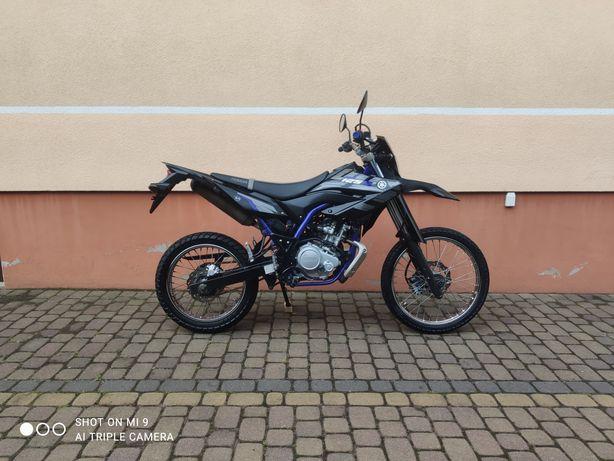 Yamaha wr125r enduro Niemcy kat A1 B 23tkm