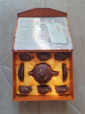 Набор для чайной церемонии Китай из глины