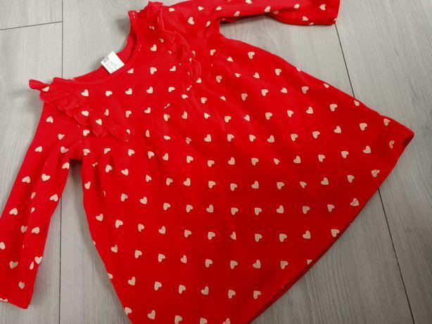 Sukienka H&M rozmiar 74