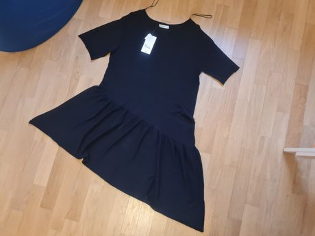 Asymetryczna sukienka zara rozmiar S nowa