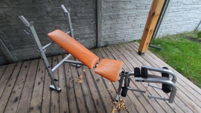 Sprzedam ławkę do ćwiczeń