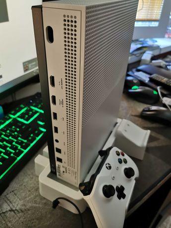 Microsoft Xbox One S gwarancja + stojak venom !!