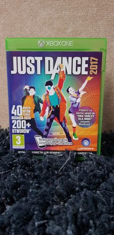Just Dance 2017 PL na Xbox one