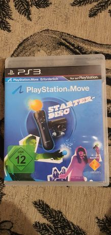 PlayStation Move STARTER-DISC