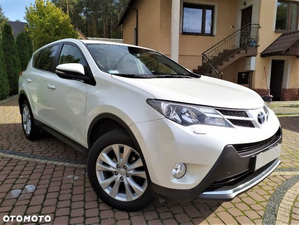 Toyota Rav4 Salon Polska 1wł 2.0 Pb 4x4 Lakier Oryginał Bogata