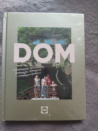 Nowa książka Lidl Dom o domowym gotowaniu...