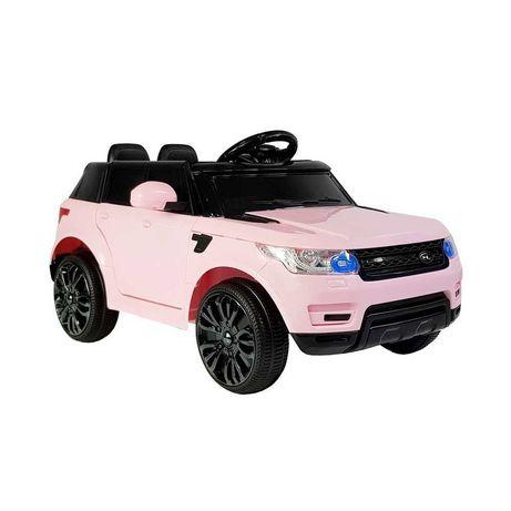 Auto Samochód na akumulator RANGER ROVER SPORT dla dziewczynki zabawki
