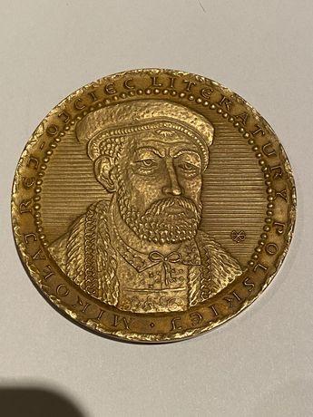 Medal Mikołaj Rej 1972. Mennica Państwowa
