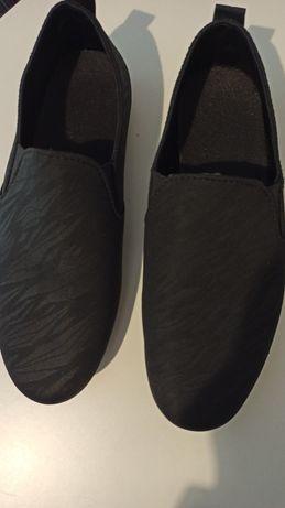 Buty bardzo lekkie