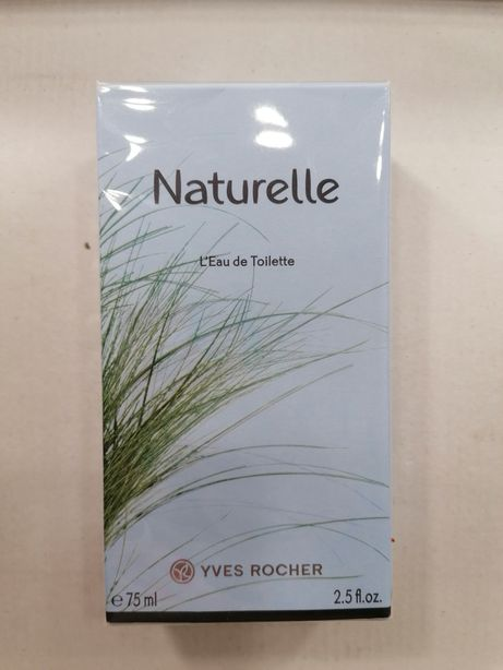 Naturelle woda toaletowa Yves Rocher
