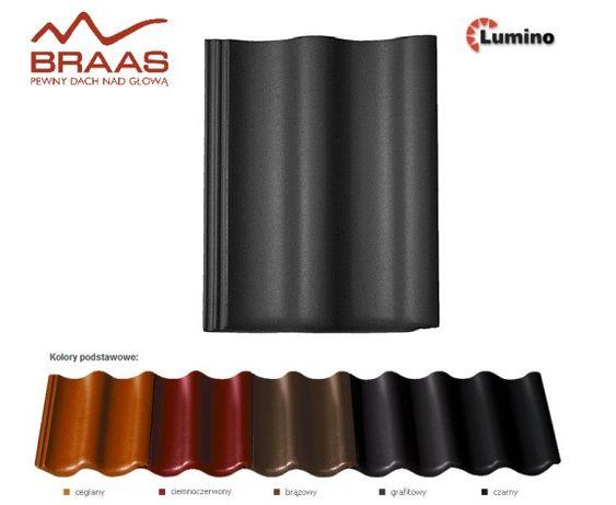 BRASS Celtycka Lumino [dachówka betonowa] BRAMAC
