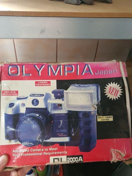 Aparat fotograficzny Olympia