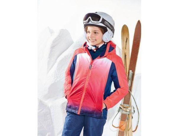 Детская зимняя куртка Сrivit на девочку 146-152 см(10-12 лет)