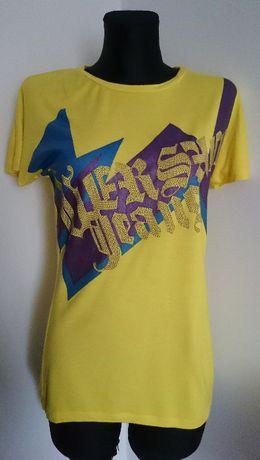VERSACE JEANS T-shirt please roz S/36
