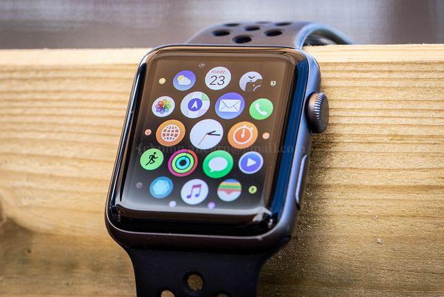 Apple Watch Serie 4 wersja NIke- Zegarek Smatwatch