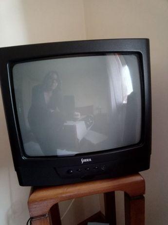 TV a funcionar marca Siera