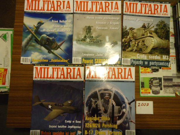 Militaria XX wieku od 2007 do 2014 .Kagero.