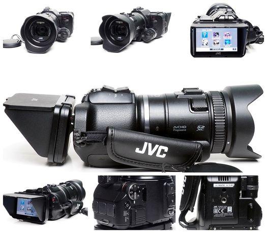 Kamera JVC GC-PX100.Jakość Full HD.Obiektyw F1.2 ZAREZERWOWANA