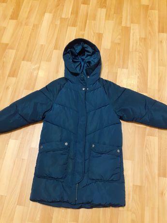 Пальто зимнее Зара