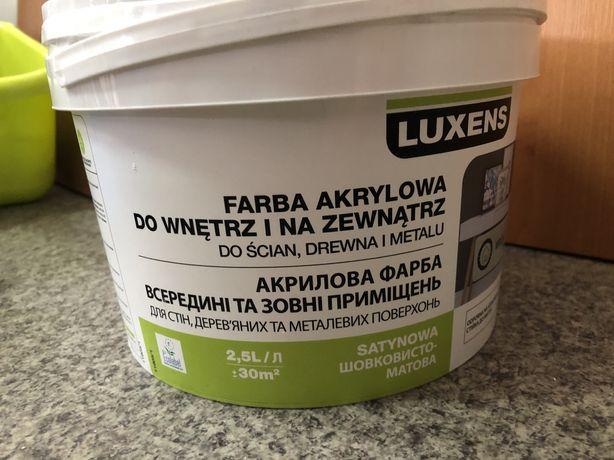 Emalia akrylowa satynowa 2.5l