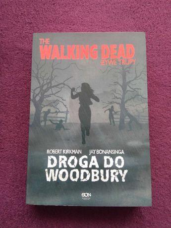 the walking dead droga do woodbury