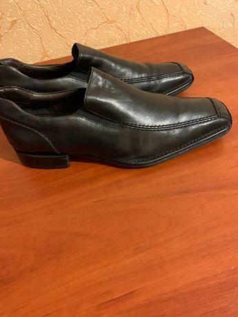 Туфли мужские осенние, весенние