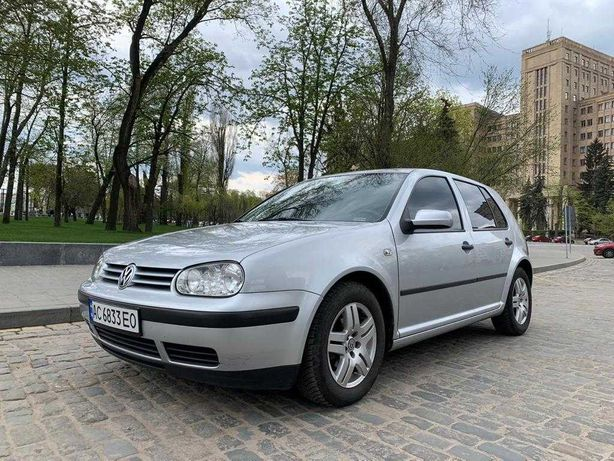 VW Golf IV 1.4 Edition 2001 года