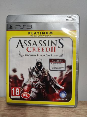 PS3 Assassin's Creed 2 II GOTY PL Stan BDB LEGALNA FIRMA