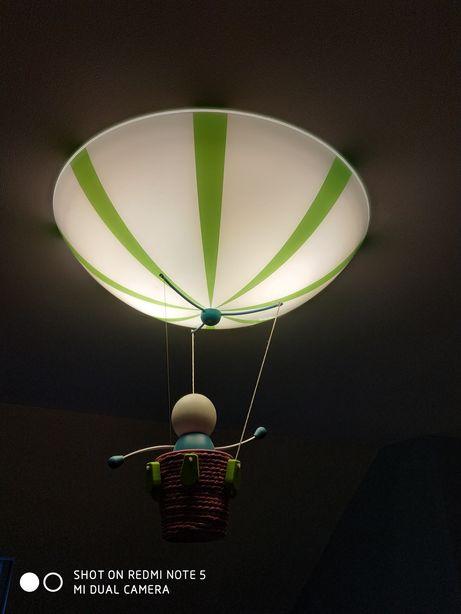 Lampa sufitowa balon