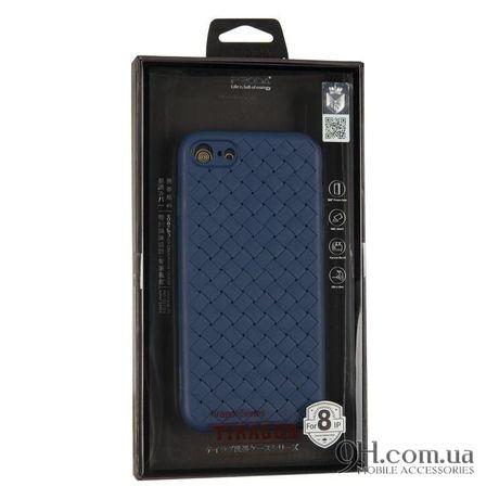 Чехол-накладка Proda Tiragor Series для iPhone 7/8 Blue ультратонкий