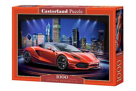 Puzzle Castorland 1000 elementów nowe