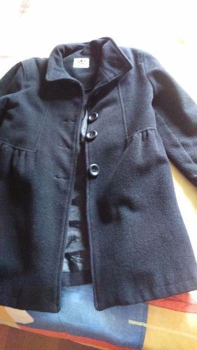 Sobretudo criança azul escuro, tamanho 10 anos São Roque - imagem 1